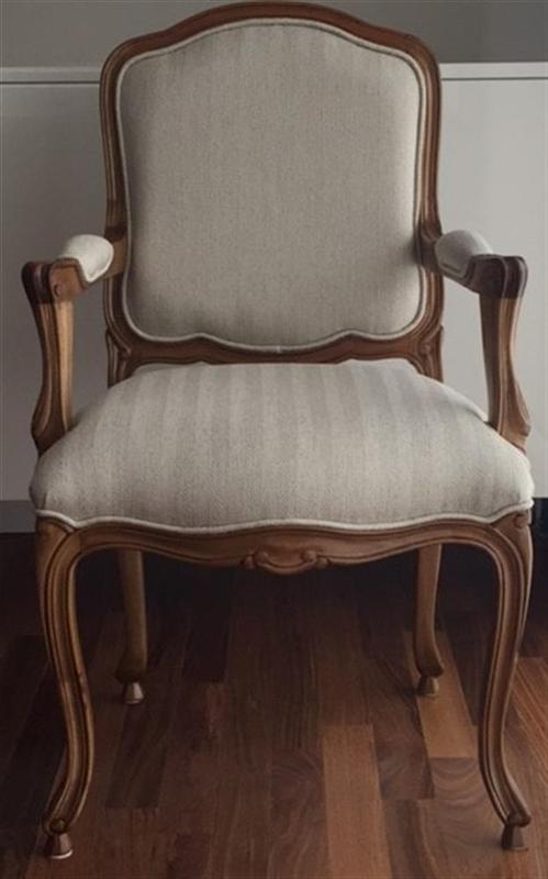 Cadeira Louis Philippe c/ braços
