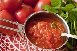 Molho pomodoro (com ou sem manjericão)