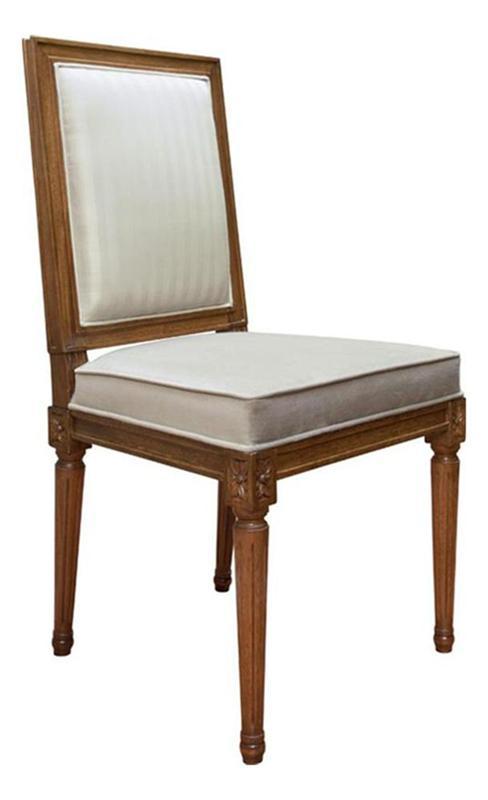 Cadeira Manhattan Estofada