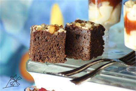 Mini Brownie - 1,40 cada - mínimo 20 un.