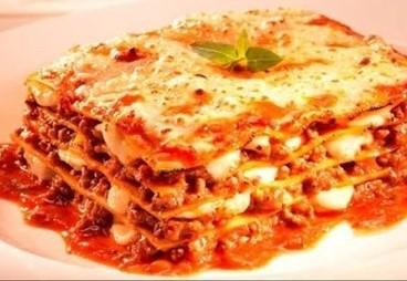 Lasagna à bolognesa (400g)
