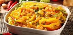 Moqueca de peixe com camarão - 180,00 (1kg)