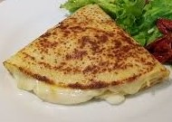 Crêpe de 4 queijos