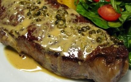Filet mignon ao poivre vert - 100,00 (500g)
