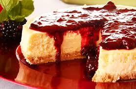 Cheese cake de frutas vermelhas - 130,00 (1,3kg)