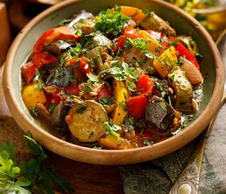 Kit vegetariano - 14 refeições - 415,00