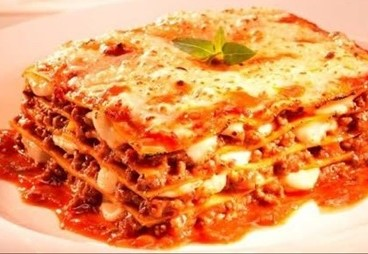 Lasagna à bolognesa (1kg)